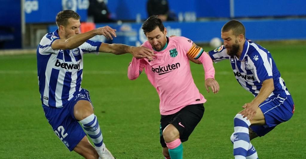 Alavés 1-1 Barça: Recap