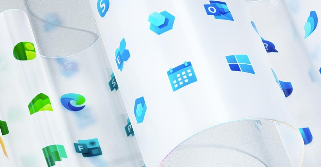 Microsoft reveals new Windows logo design and 100 modern app icons