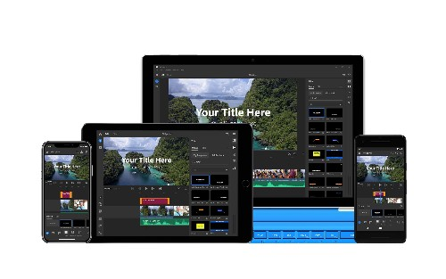 Adobe launches Premiere Rush CC, a video-editing app made for YouTubers