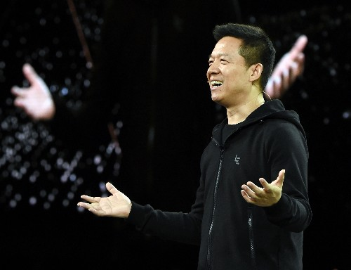 Faraday Future CEO's long trail of debt is finally catching up to him