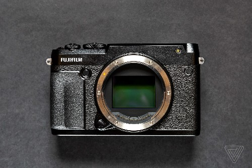 Fujifilm GFX 50R review: bigger isn't always best