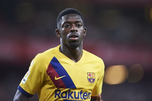 Ousmane Dembele will stay at Barcelona '1000 per cent,' says agent