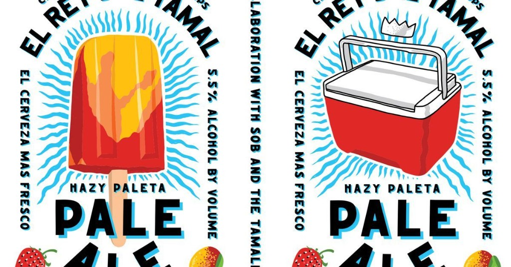 Tamale Guy Beer Gets Friday Release
