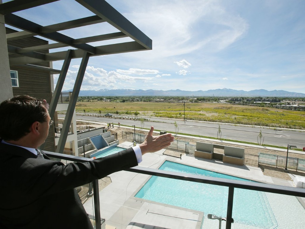 Zions Bancorporation announces tech campus project on former Superfund Sharon Steel Mill site