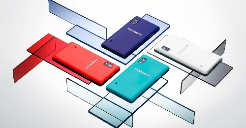 The eco-conscious Fairphone 2 is now a tiny bit slimmer and a whole lot brighter