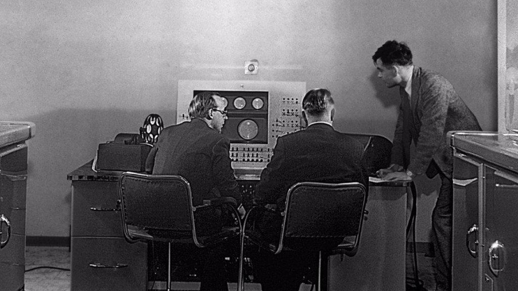 Researchers restore the first ever computer-generated music, made in Alan Turing's lab