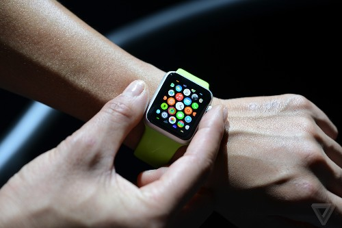 The Apple Watch started life as an iPhone with a Velcro strap