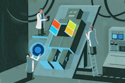 Exclusive: Why Microsoft is betting its future on AI