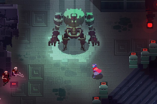 'Hyper Light Drifter' is a dark and stunning take on classic 16-bit games