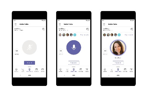 Microsoft Teams is getting a Walkie Talkie feature so you can reach colleagues all day long