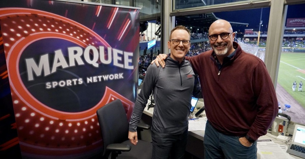 Cubs' Marquee Sports Network navigates challenging first season