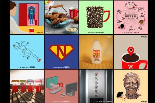 Nescafé declares the brand website 'dead' as it moves to Tumblr
