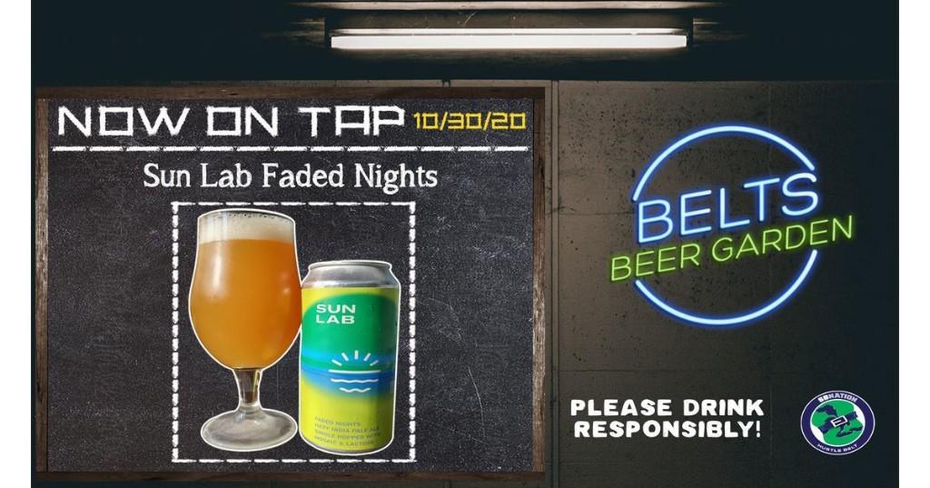 Belt's Beer Garden: Fade Away
