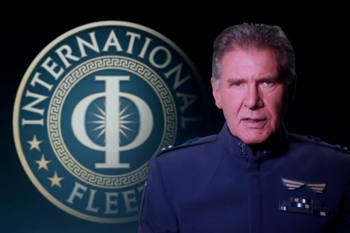 'Ender's Game' recruitment video: Harrison Ford asks you to enlist to fight the next invasion