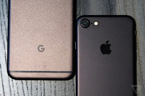 The Google phone is almost as good as the iPhone