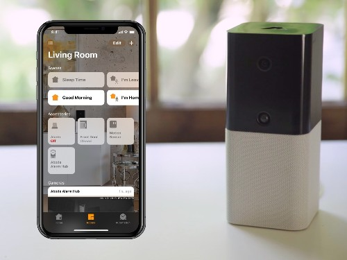 Apple's HomeKit gets its first DIY security system
