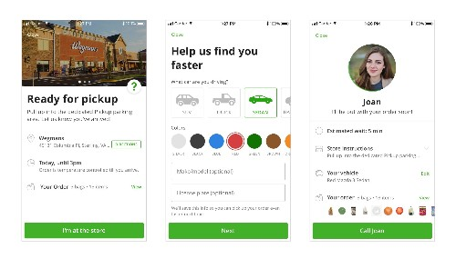Instacart launches grocery pickup service in cities across the US