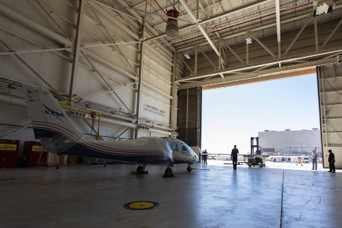 NASA has a new airplane. It runs on clean electricity.