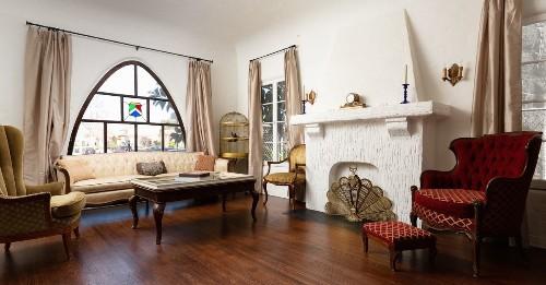 Lovely 1920s Spanish-style duplex in Leimert Park asking $939K