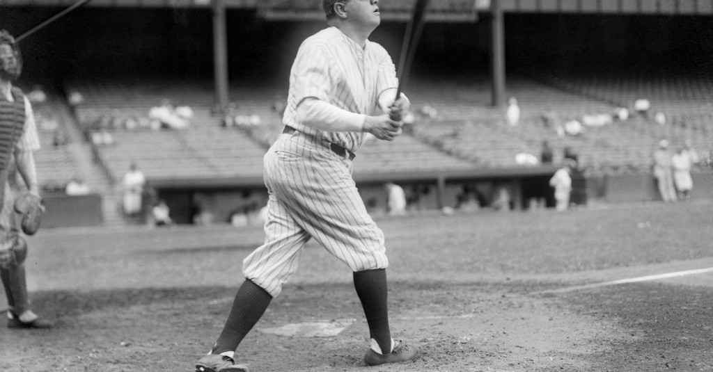 Two terrible pitchers somehow found the secret to stopping Babe Ruth