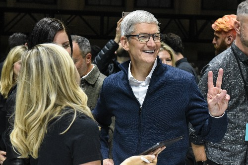 """Tim Cook to white supremacists: """"You have no place on our platforms"""""""