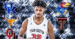 Who will Daimion Collins commit to?