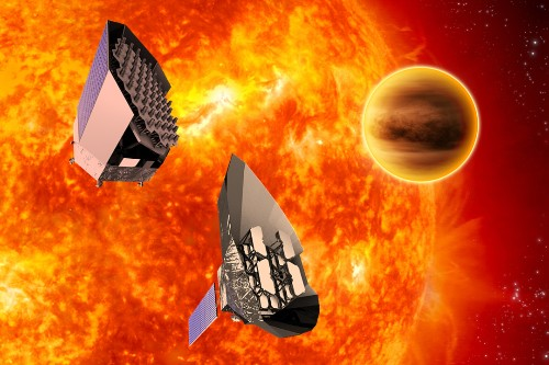 Space observatory will blast off on mission to find another Earth