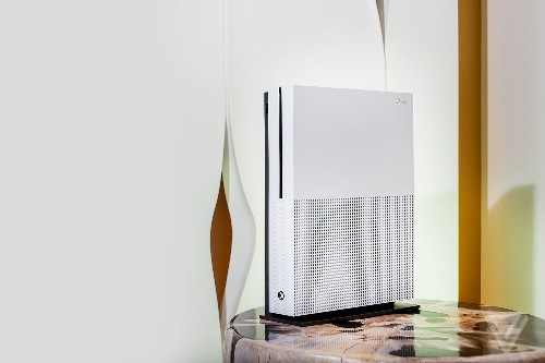 No wonder Microsoft's Xbox One S console is so beautiful, look who designed it