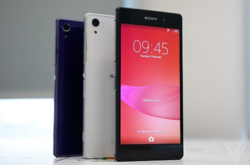 Sony's Xperia Z2 introduces a brilliant new display to the company's flagship phone