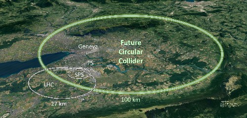 CERN wants to build the biggest, baddest particle collider ever