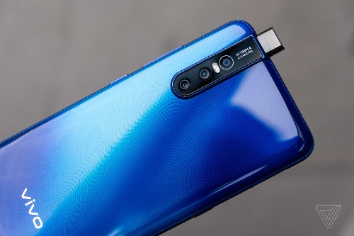 Vivo announces V15 Pro with no notch and 32-megapixel pop-up selfie camera