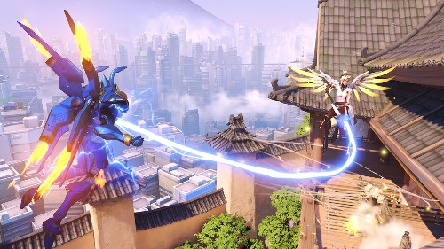 Blizzard's multiplayer shooter Overwatch launches May 24th