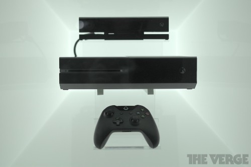 Xbox One Kinect sensor can understand two people talking at the same time