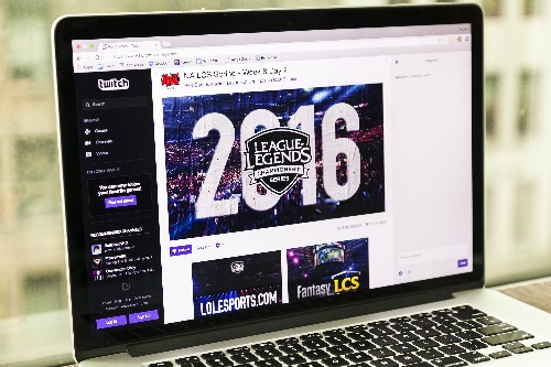 Twitch's game store is now open for business