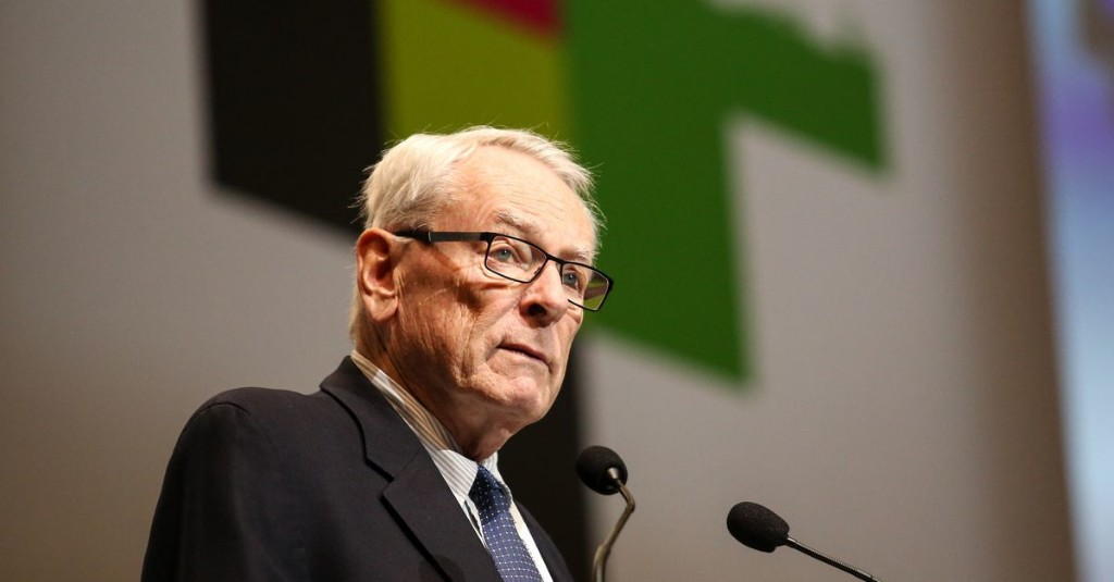 Dick Pound, the IOC's most famous member, explained