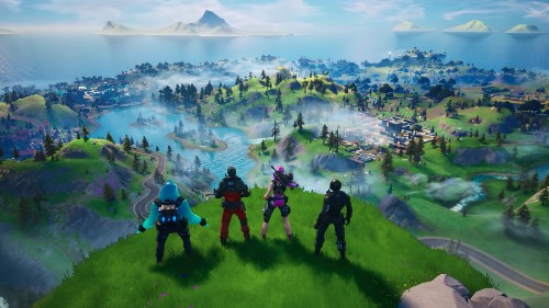 Fortnite is exciting again
