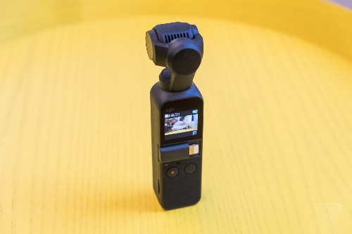 DJI's mic adapter for the Osmo Pocket is here to save your vlog's audio