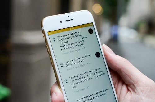 Secret is relaunching as a faster anonymous social network with chat