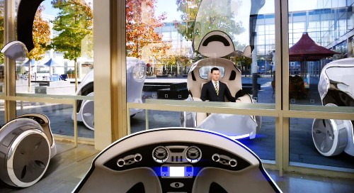 British town will introduce fleet of driverless cars by 2015