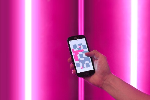 Zone out with 'Blip Blup,' a minimalist puzzle game for iOS and Android