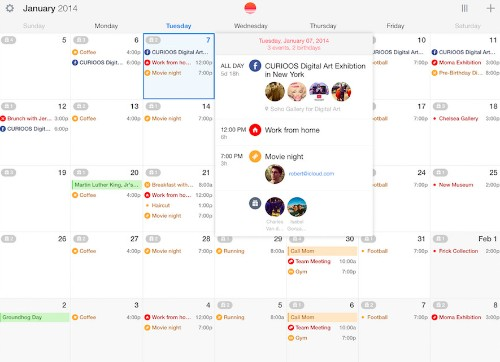 Sunrise's beautiful calendar goes big on iPad, adds background updates