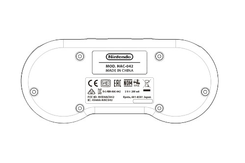 Nintendo hints at SNES games on Switch with FCC filing