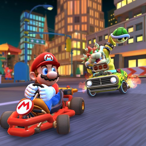 Mario Kart Tour is getting multiplayer on March 8th