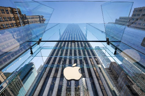 Apple's iconic Fifth Avenue store is back and bigger than ever