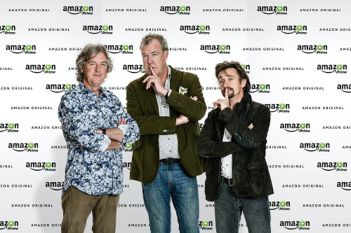 Former Top Gear trio hope to create an online universe for car fans