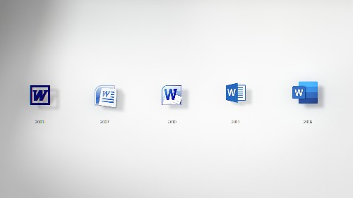 Microsoft's new Office icons are part of a bigger design overhaul