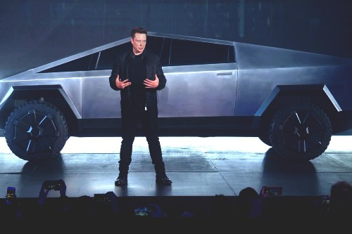Elon Musk's Cybertruck is here, and so are the jokes