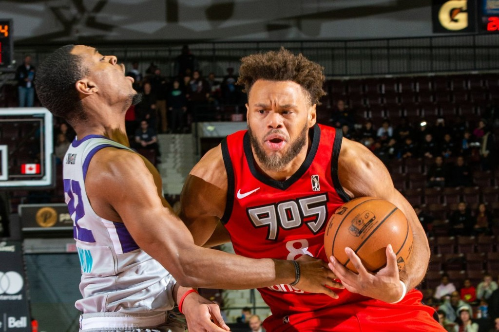 Prospect Report: Some new year's resolutions for the Raptors 905