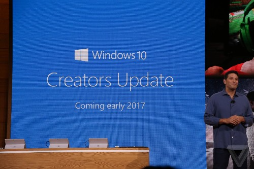 Microsoft lets you download the Windows 10 Creators Update a little early