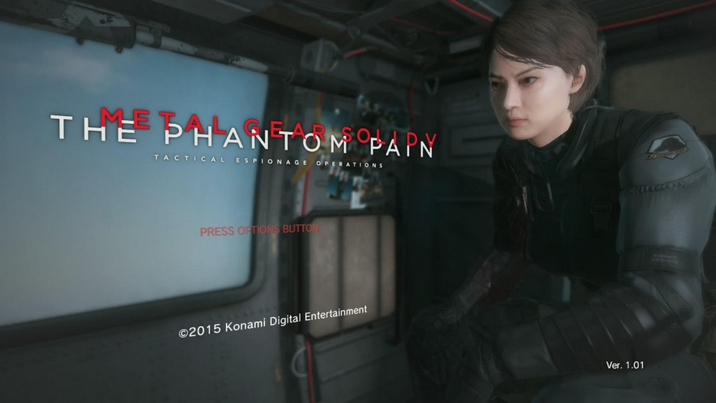 Metal Gear Solid 5's best secret: You can play the campaign as a woman